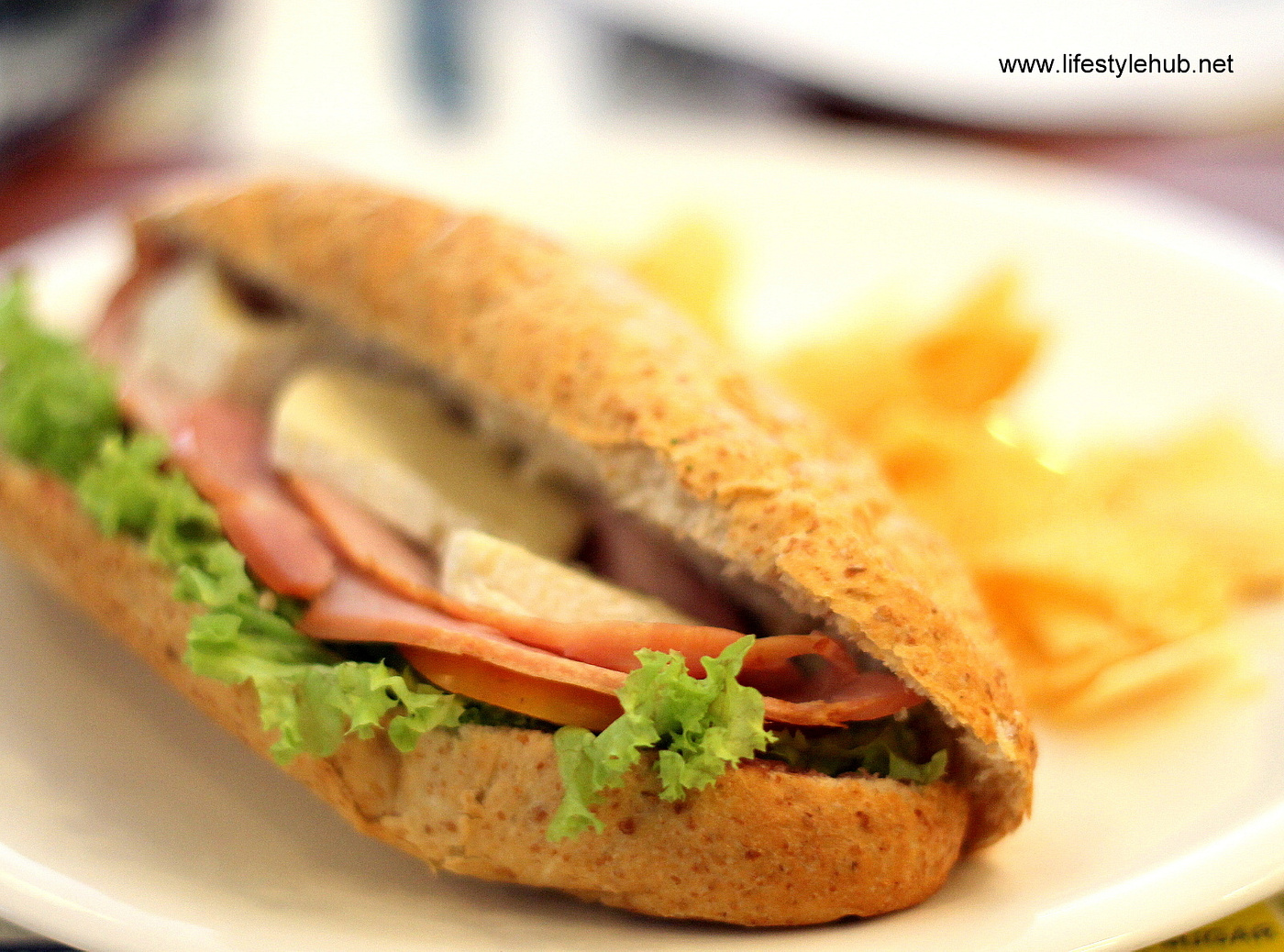 cafe france new gourmet sandwiches