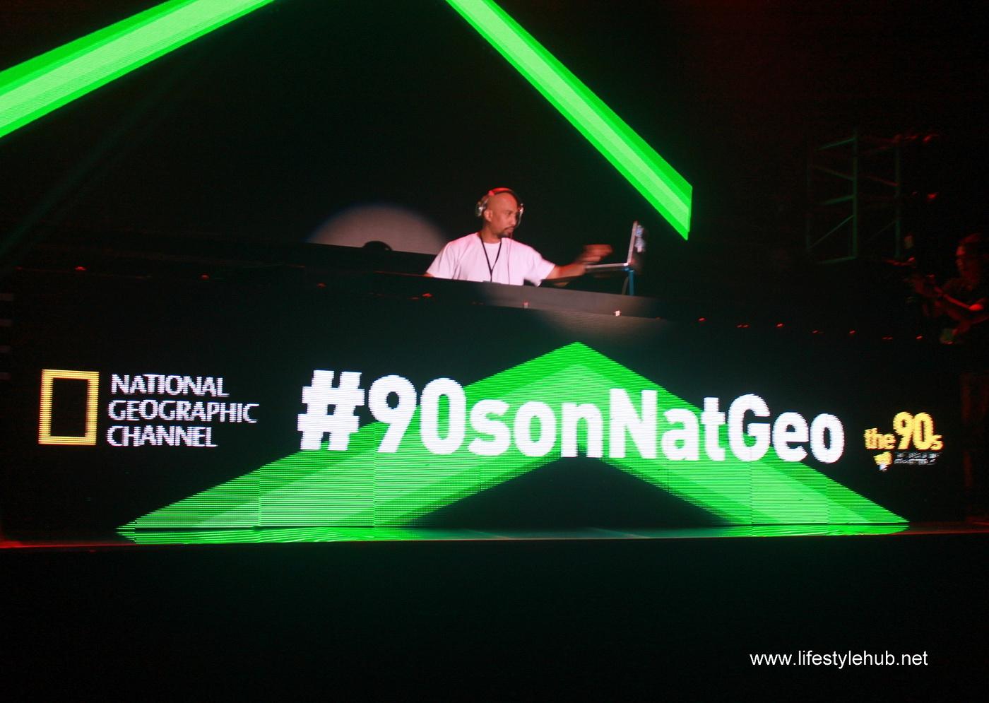 NatGeo's The 90s Show