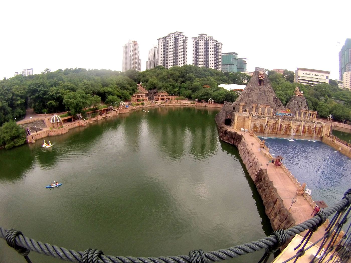 Malaysia Sunway Lagoon