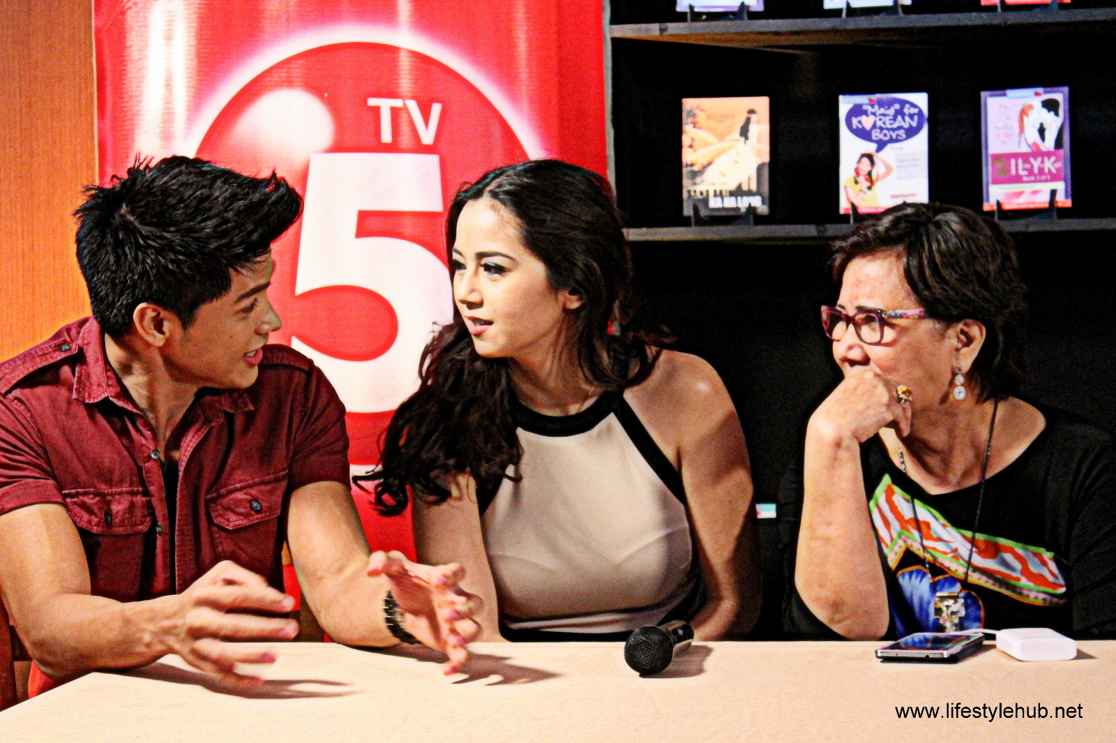 wattpad presents on tv5