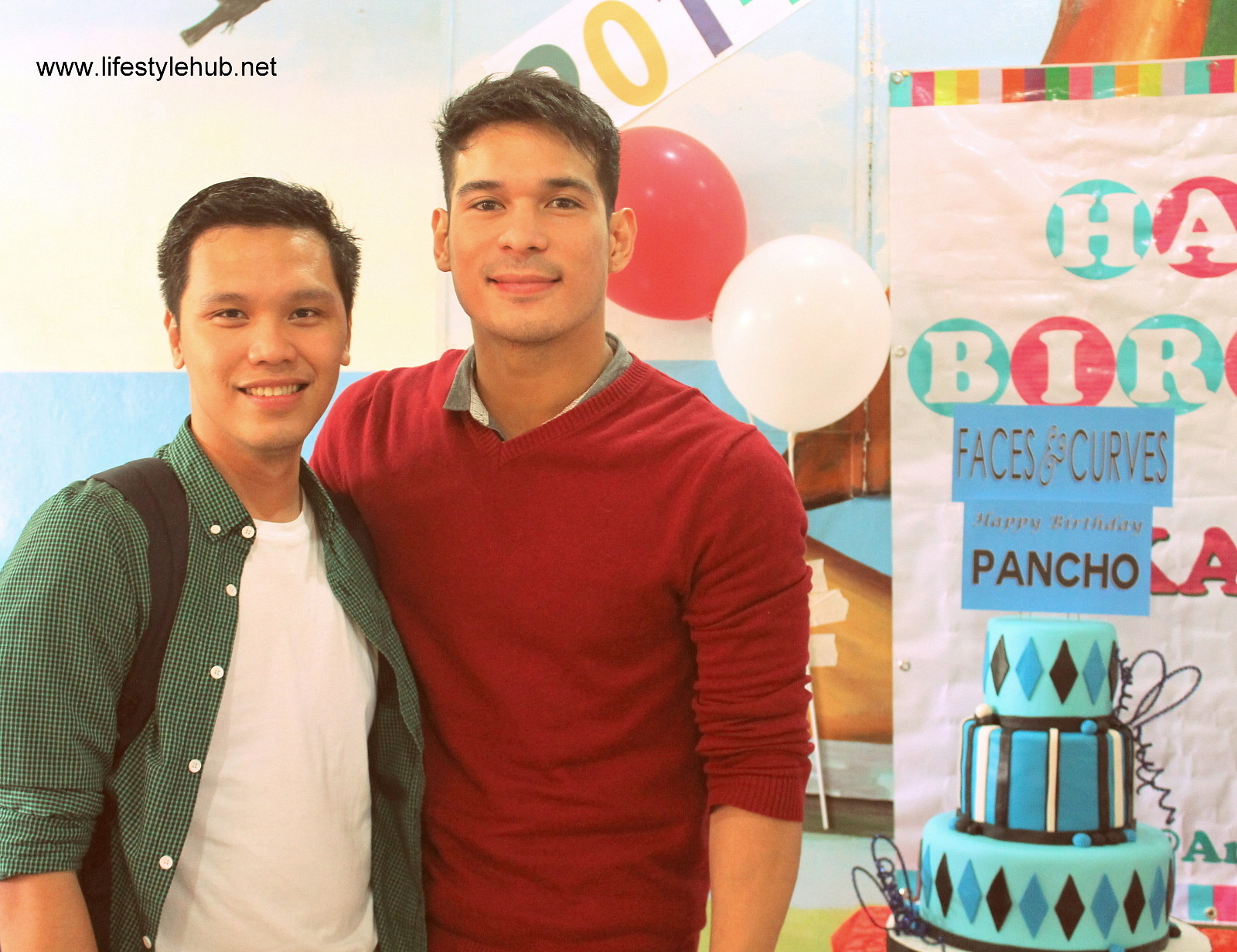 pancho magno birthday in boystown marikina