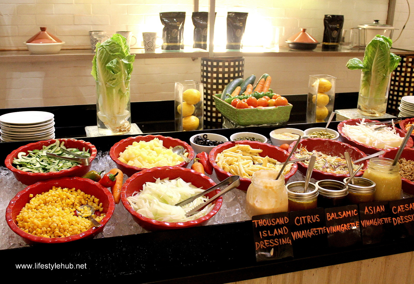 cravings fresh food picks buffet