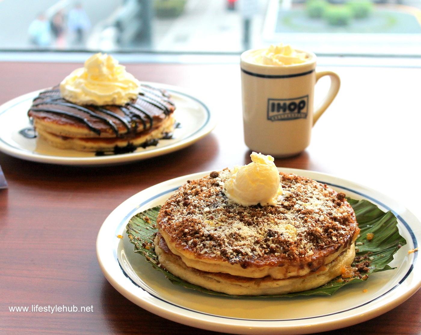 ihop bibingka pancake