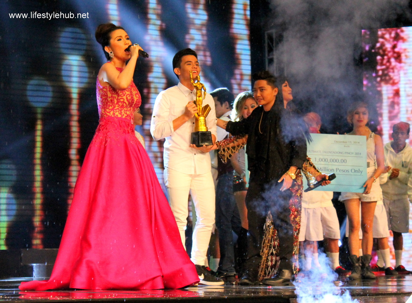 Talentadong Pinoy 2014 Grand Finals