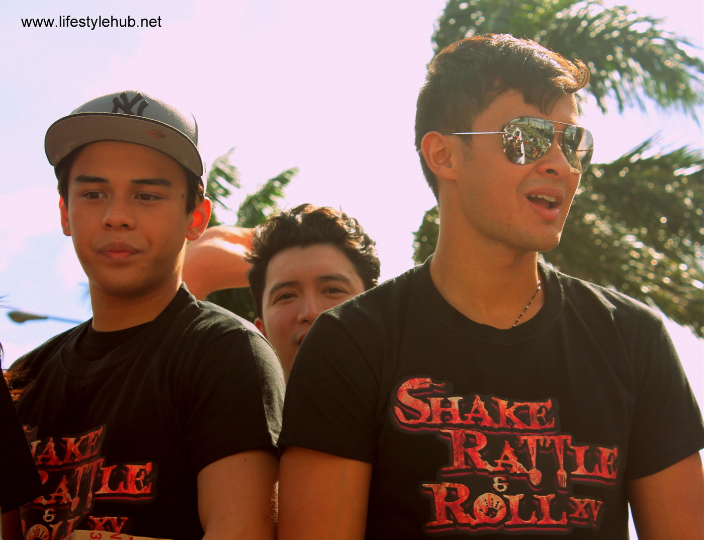 shake rattle and roll xv mmff parade of stars