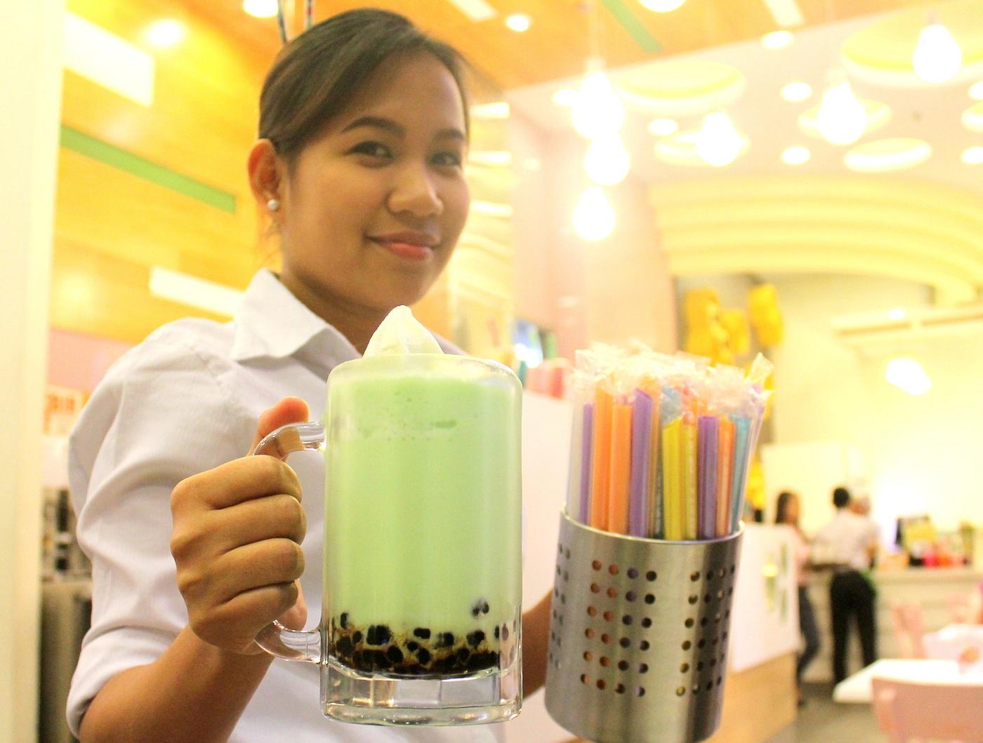tokyo bubble tea promo