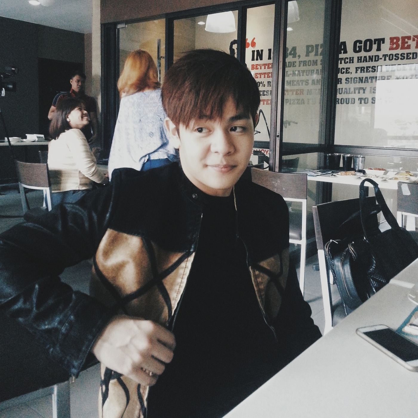 Julian Trono Wiki Me in Korea