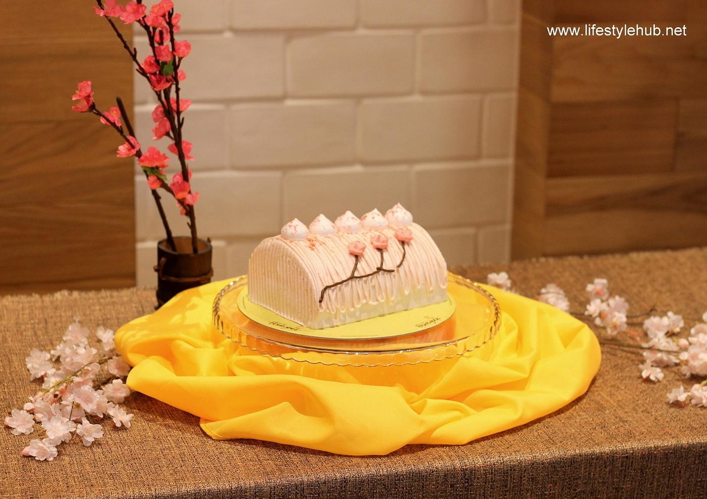 honeybon cakes