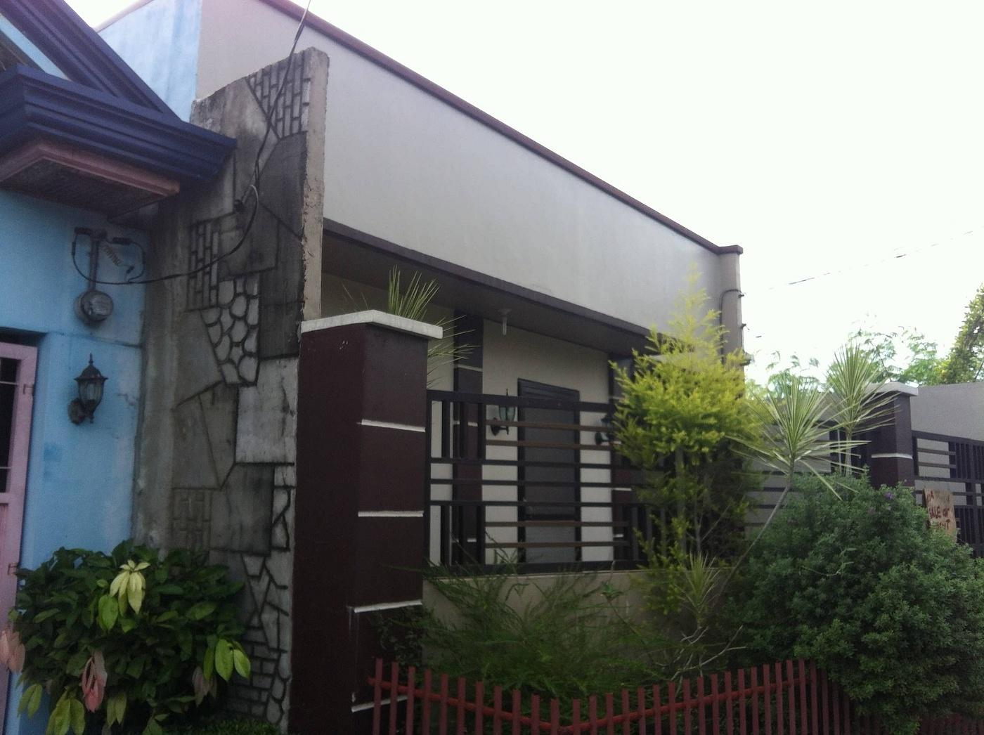 House for Sale Angeles City Santo Cristo Ref# 0000638
