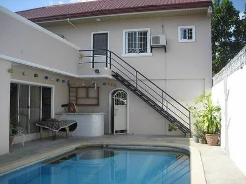 ON HOLD! House Angeles City with Pool Carmenville P9M only!!! #0000649