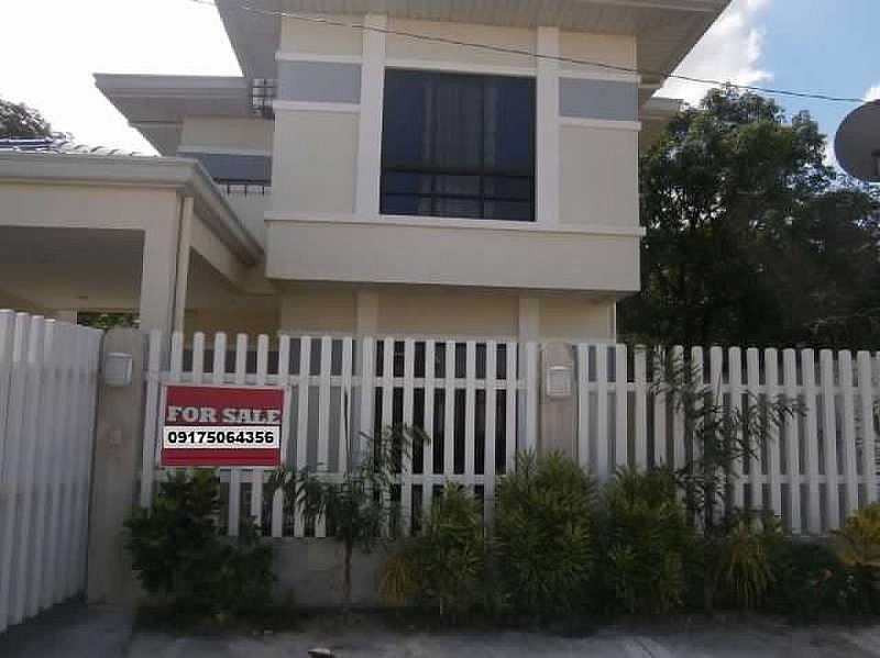 House for Sale Dau NLEX Mabalacat Pampanga Ref# 0000655