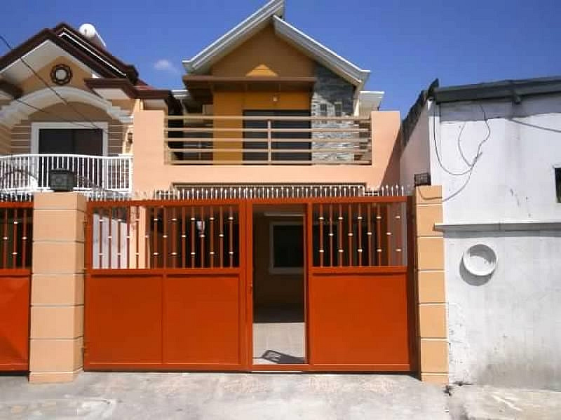 SOLD! House Angeles City Villasol near Clark Ref# 0000657