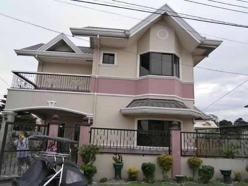House for Sale Angeles City Villa Belen Ref# 0000668