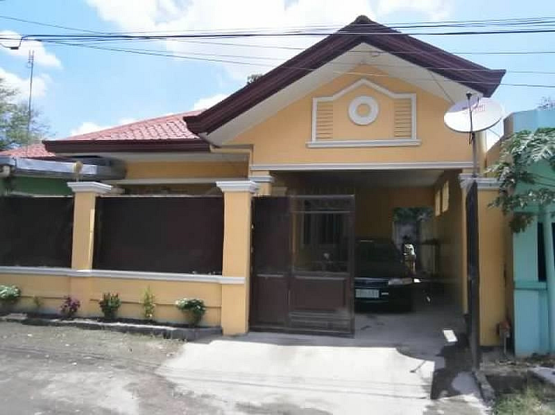 House For Sale Dau Mabalacat Angeles Real Estate