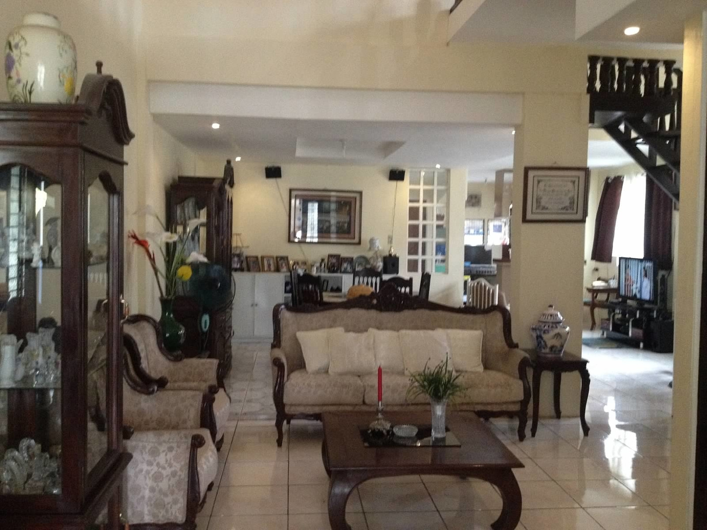 House for Sale Angeles City Villasol near Clark P3.5M only! Ref# 0000686