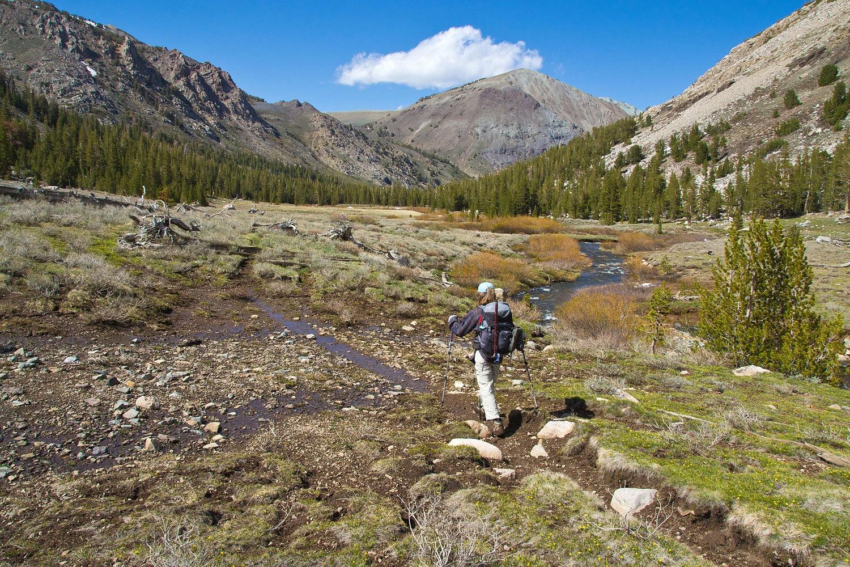 Explorations with the Ski3pins: Anna Lake – May 2013