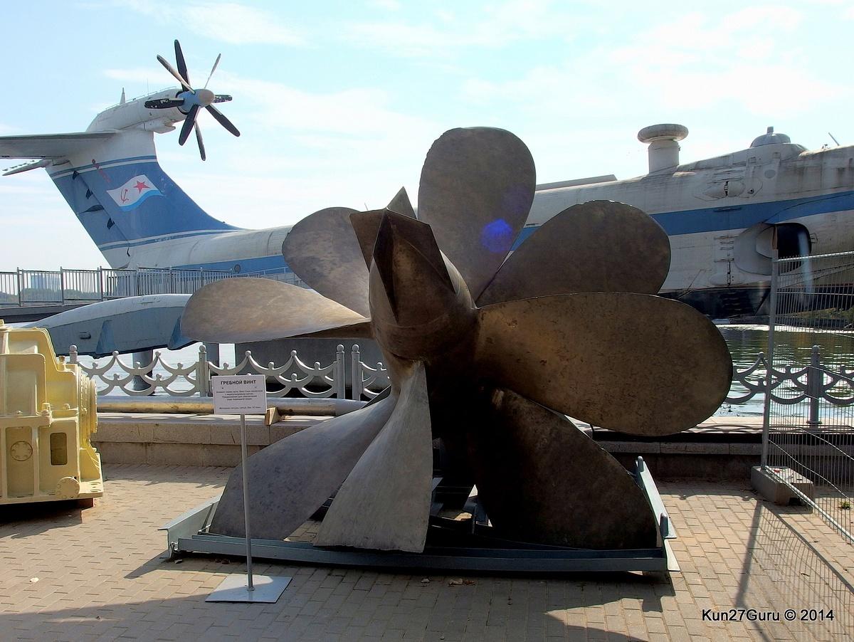 первая титановая подводная лодка