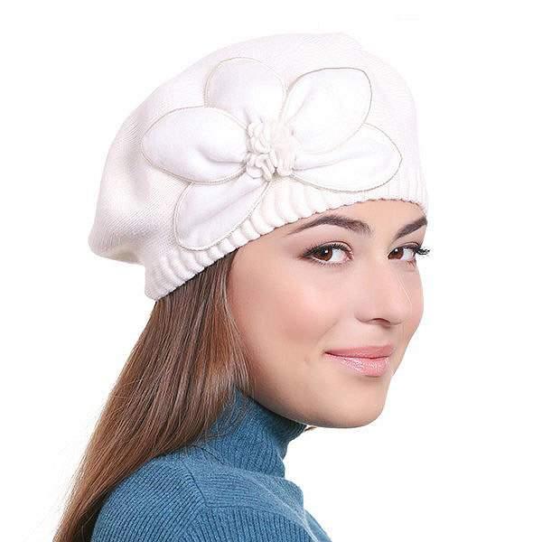 Женские головные уборы осень