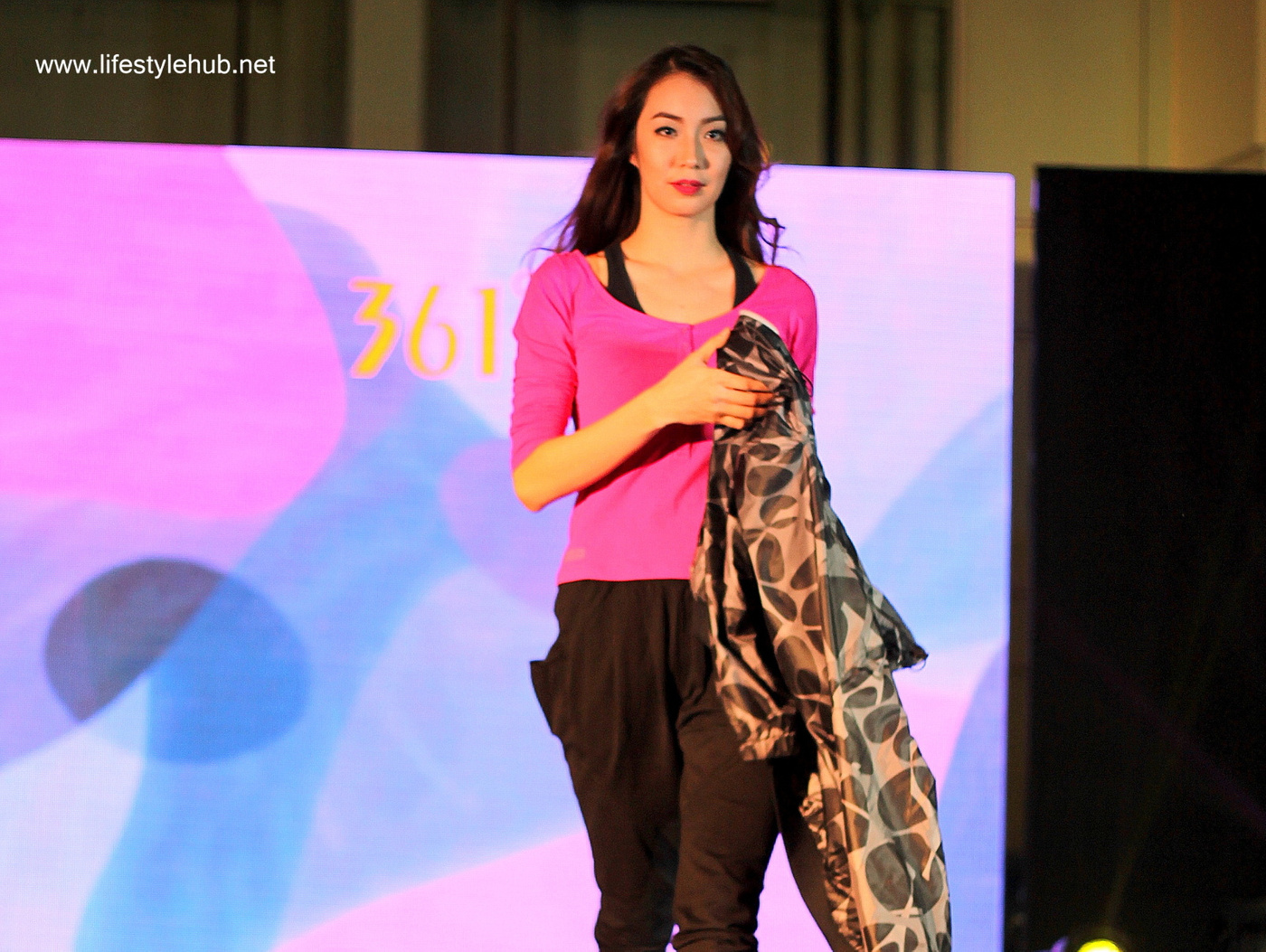 robinsons galleria ramp up your style fashion show