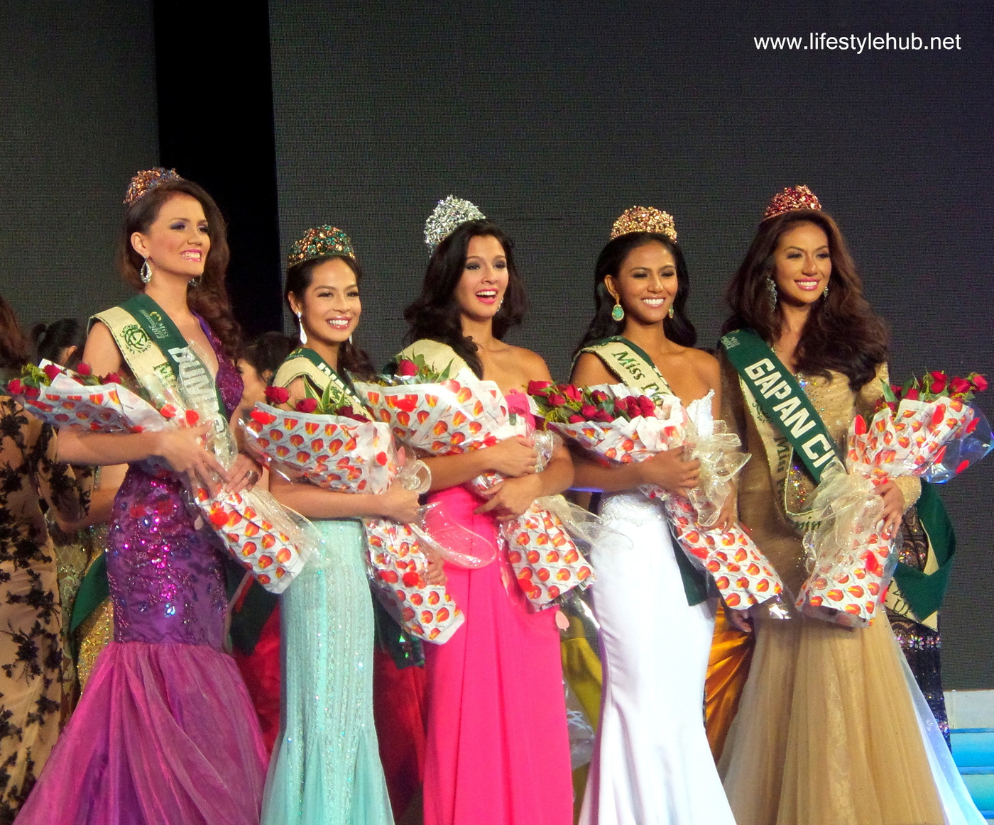 miss philippines earth 2014 coronation photos