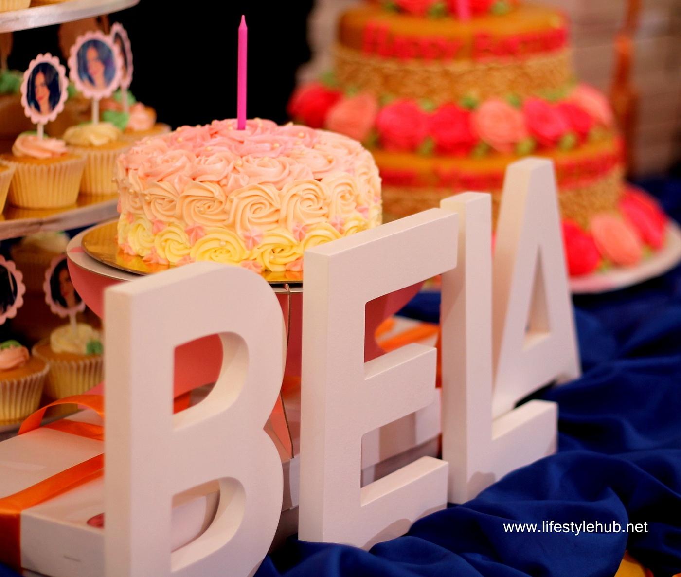 bella padilla birthday at paws