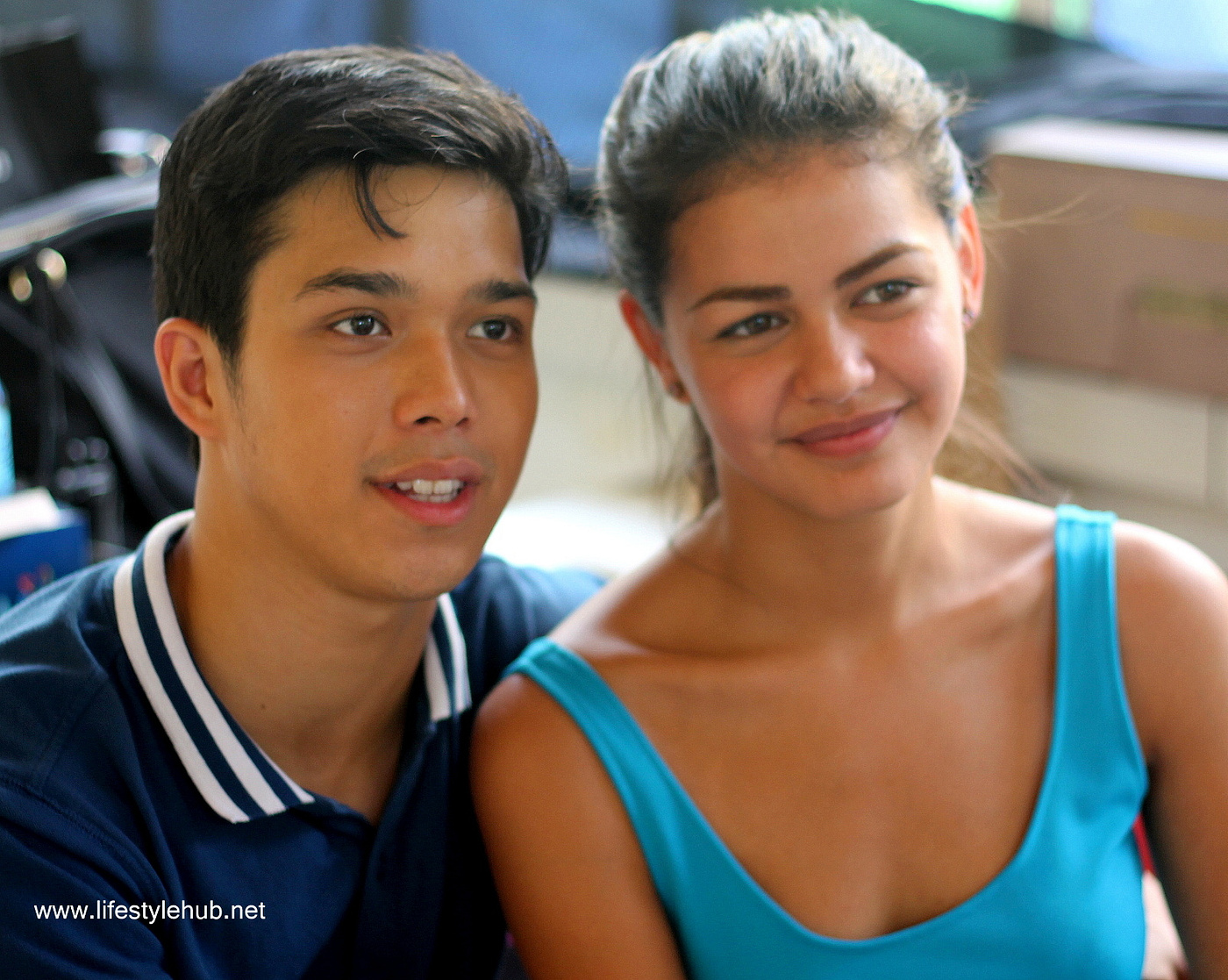 elmo magalona and janine gutierrez for villa quintana