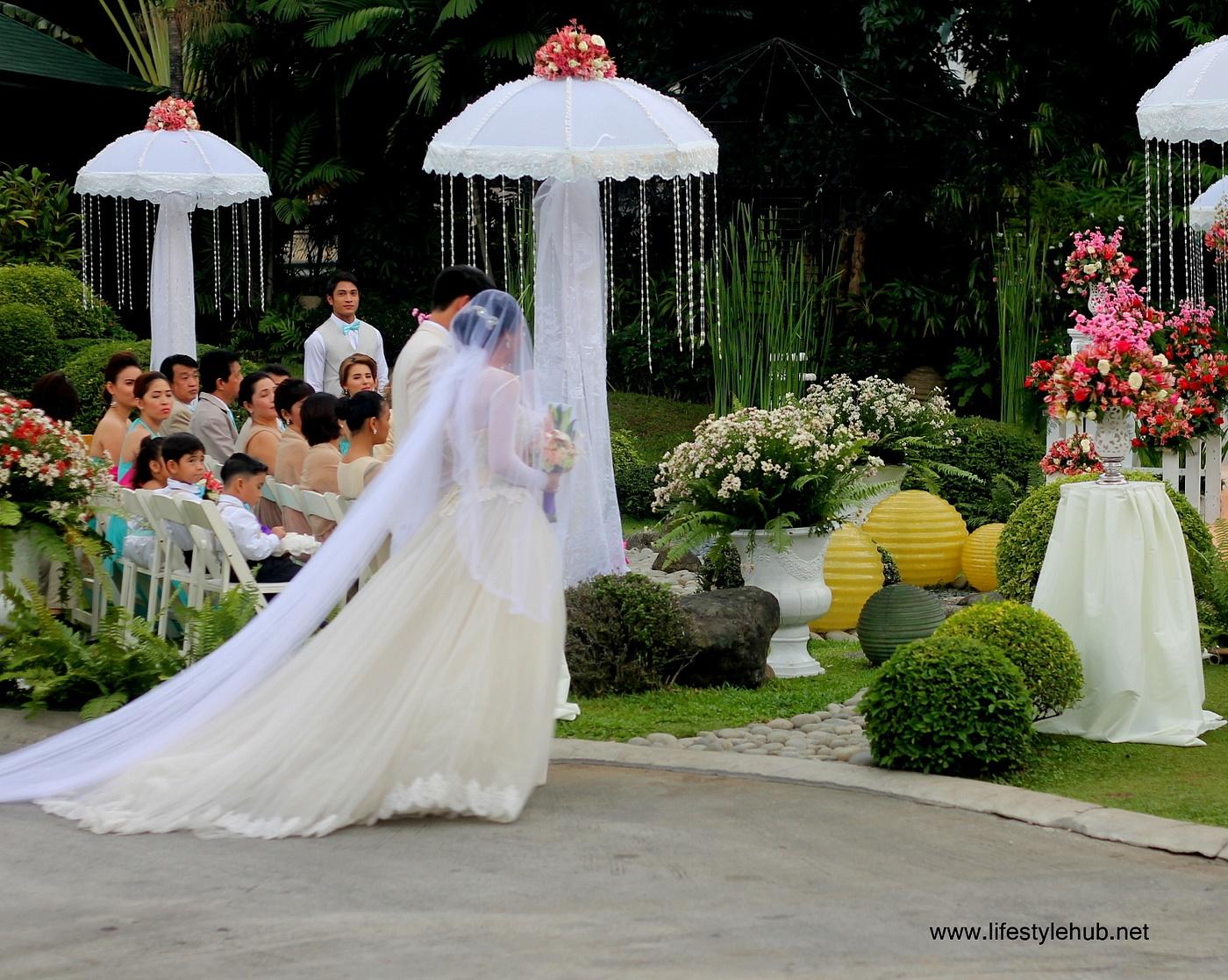 innamorata wedding finale