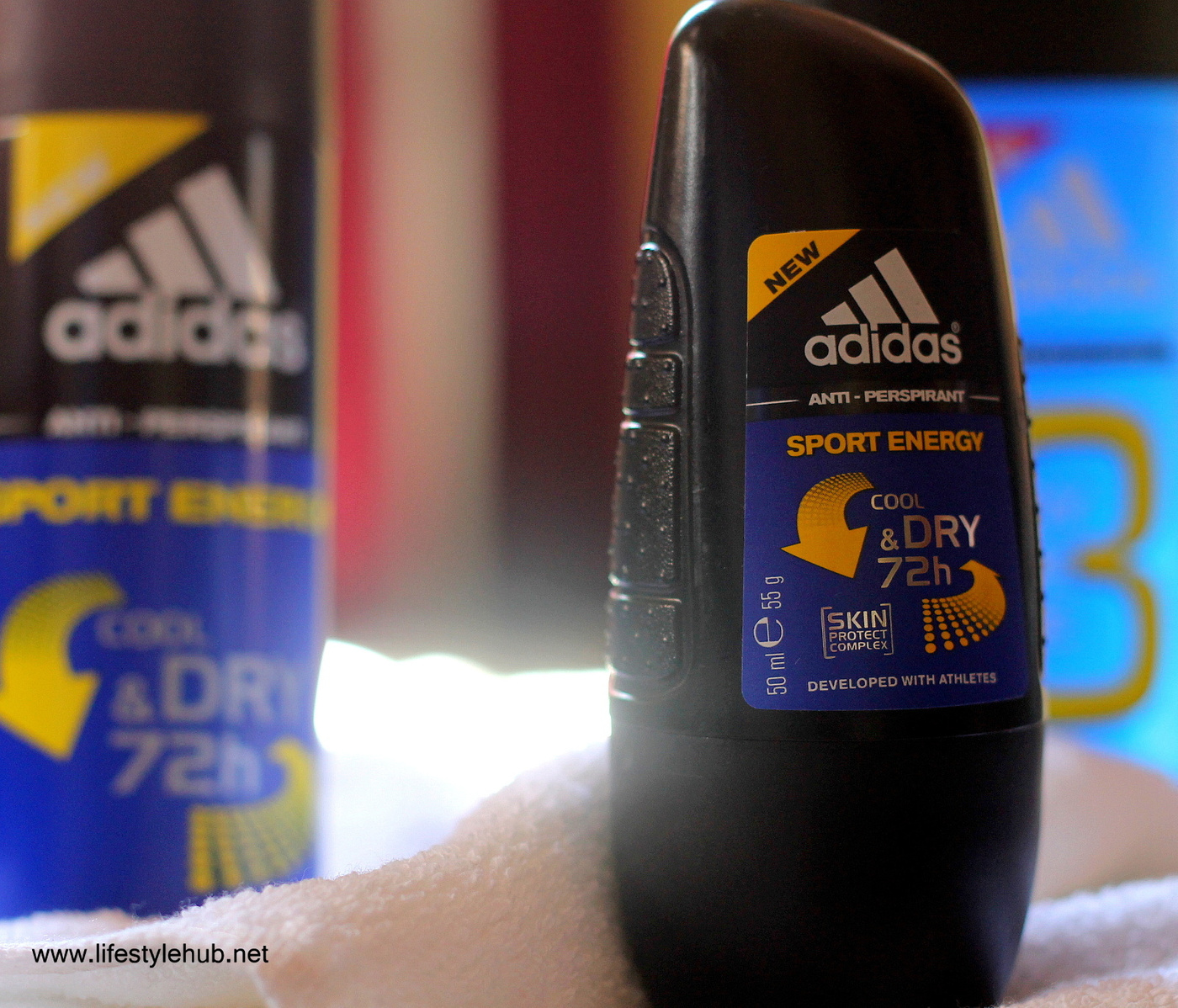adidas body care products shower gel deo spray