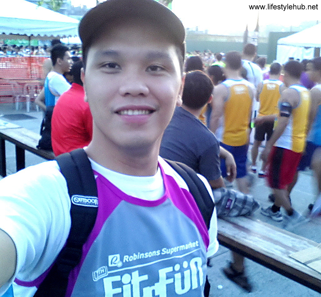 Robinsons Fit and Fun Wellness Buddy Run 2014