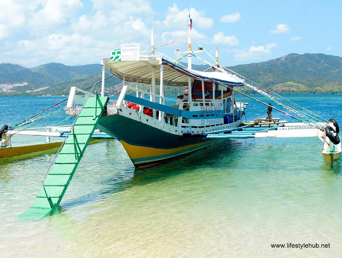 honda bay puerto princesa palawan photos