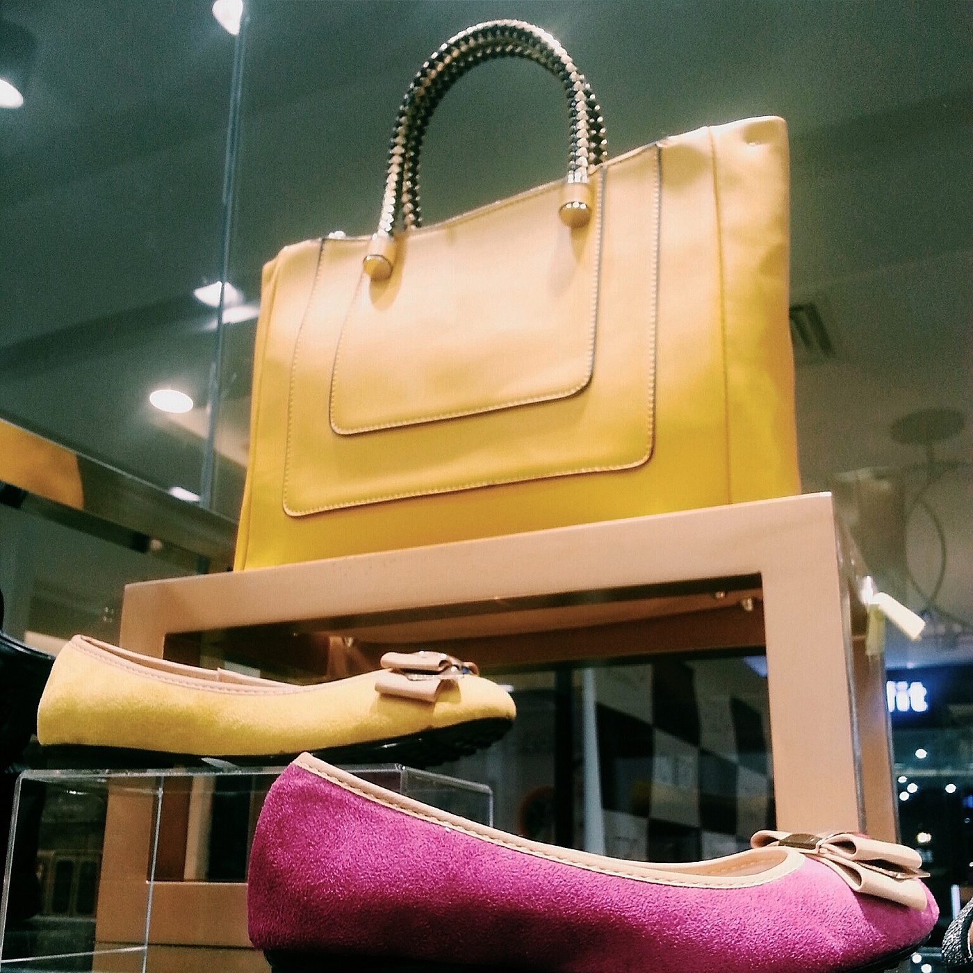 C'NTRO shoes and bags by centropelle at the fairview terraces