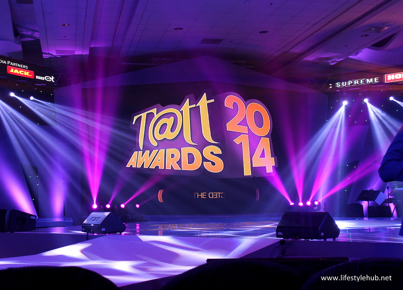 tatt awards 2K14 awards night photos