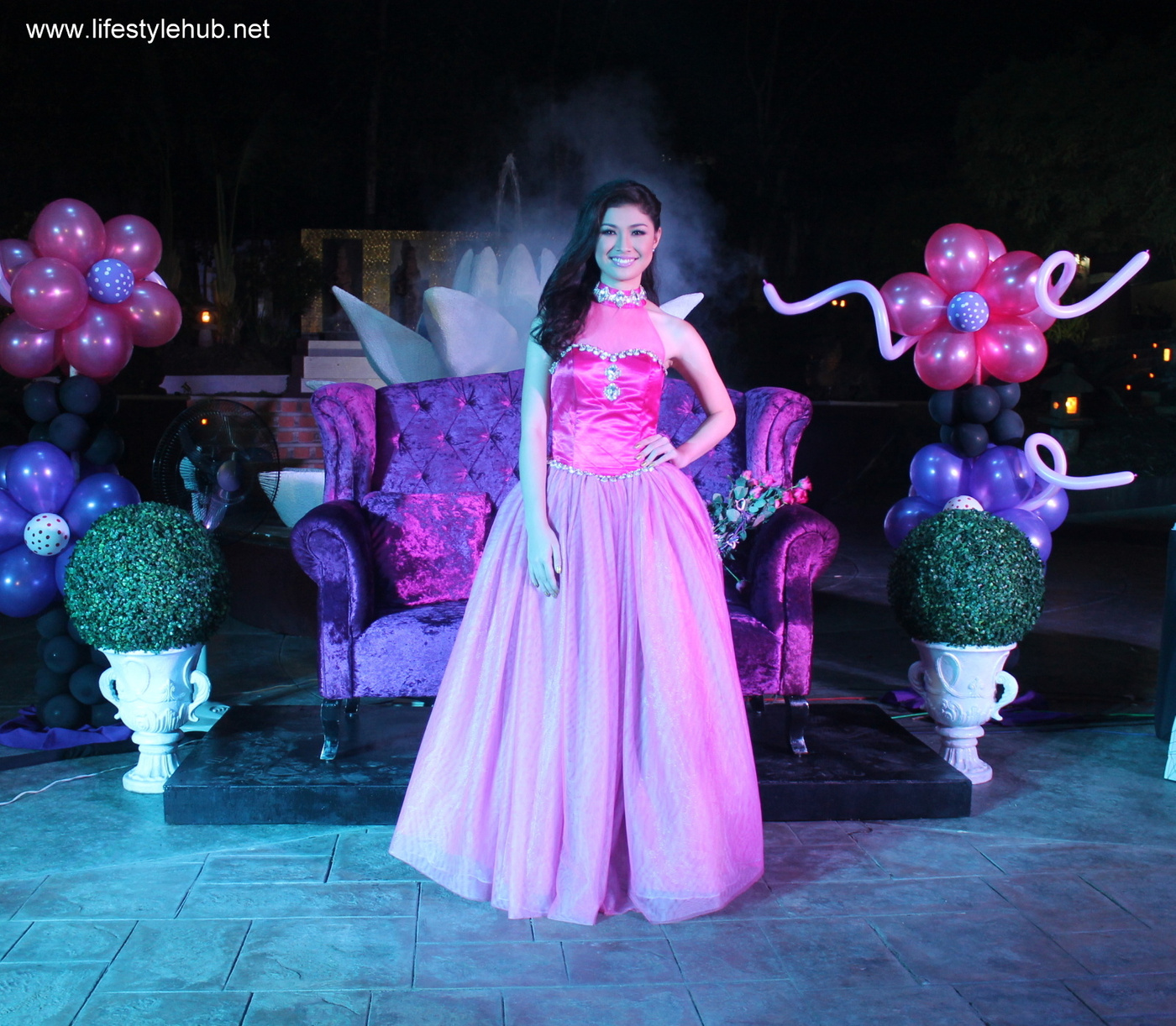 The Lifestyle Hub: Thea Tolentino's Debut